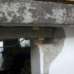Ausrichtung Stahlbetonsturz