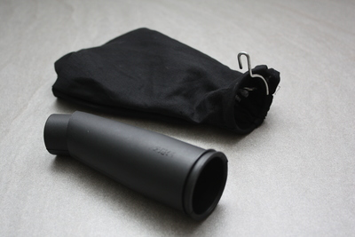 Einhell Flachdübelfräse BT-BJ 900: Staubfangsack